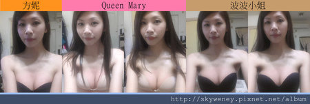 Queen Mary NUBRA