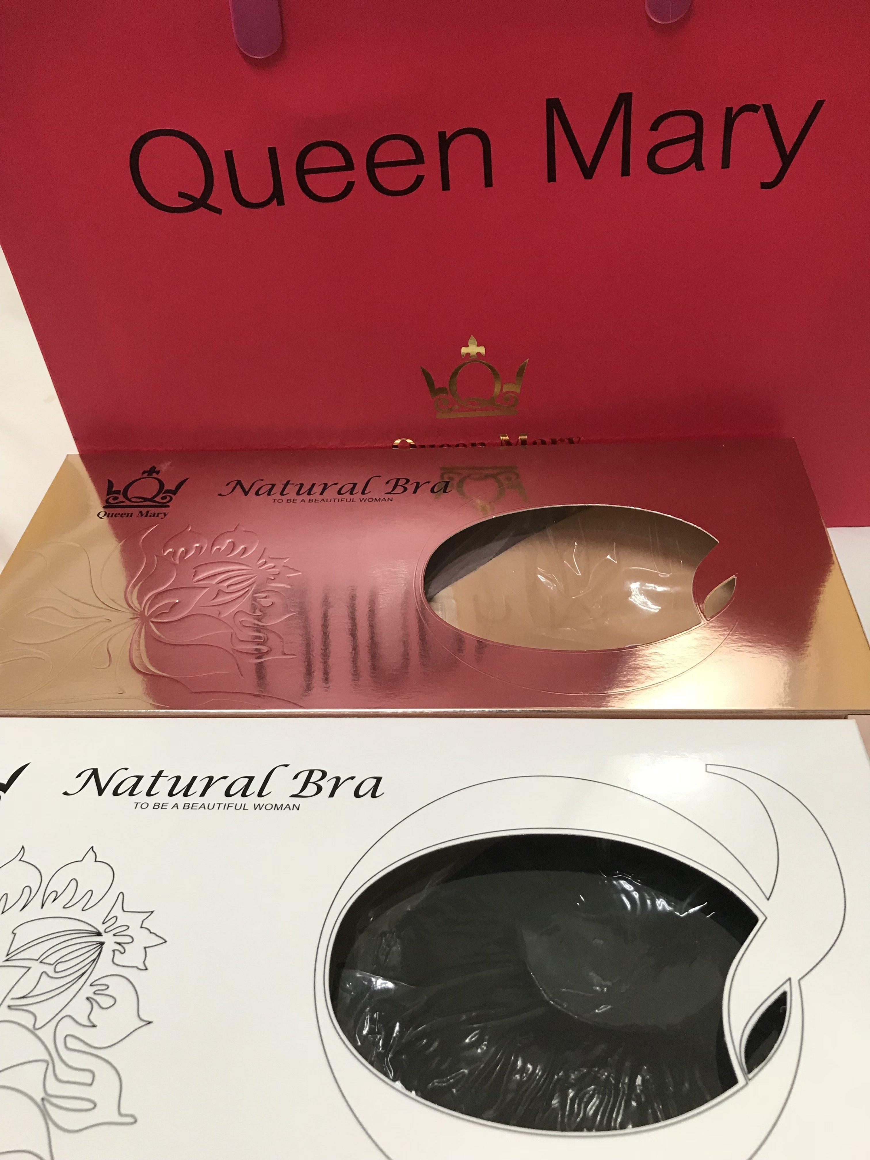 特派員體驗-Queen Mary內衣,舒適又透氣的平價選擇-廠商評價